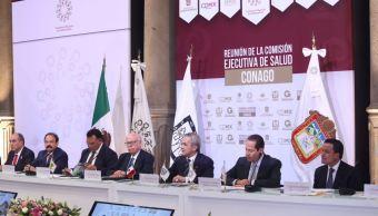 Conago se declara en alerta ante fenómenos meteorológicos en México