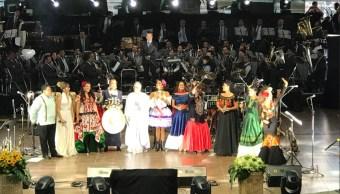 concierto por oaxaca reune a 11 mil asistentes