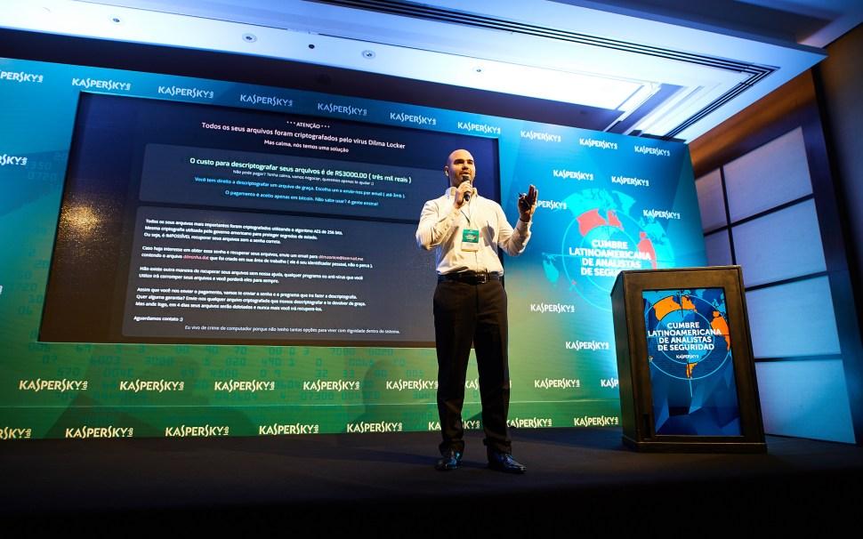 Cumbre de analistas de seguridad organizada por Kaspersky Lab