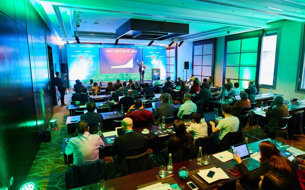 Cumbre de analistas de seguridad organizada por Kaspersky Lab en Argentina