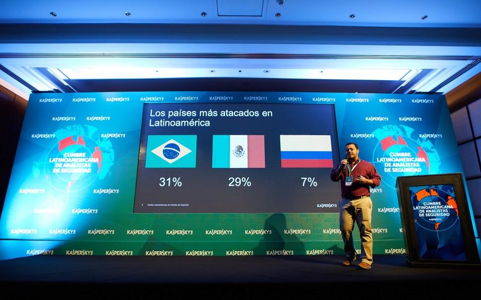 Cumbre de analistas de seguridad de Kaspersky Lab en Argentina