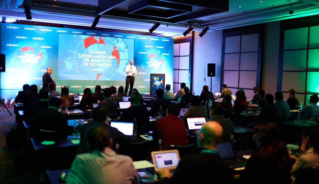 Cumbre Latinoamericana de Analistas de Seguridad