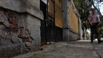 miles de viviendas registran daños por sismos de spetiembre