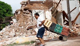 padre muere proteger hijo sismo ixtaltepec
