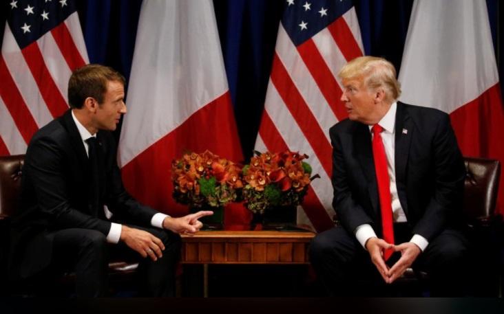 Trump quiere un desfile militar similar al del Día de la Bastilla en París