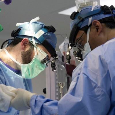 Cirujano del ISSSTE realiza trasplante de riñón durante el sismo del 19-S