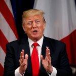 Trump asegura que acuerdo paz israelíes y palestinos es posible
