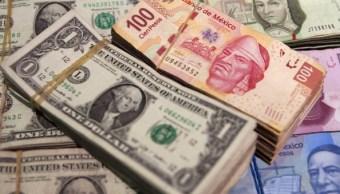 El dólar abre en 18-10 pesos a la venta