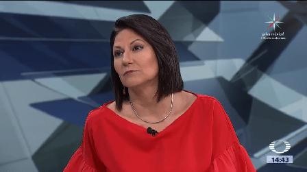 Feminicidio Sistémico Presidenta Copred Jacquie L'hoist