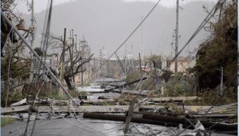 El huracán 'María' causó severos daños en Puerto Rico