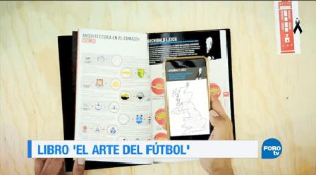 Libro Interactivo Sobre Futbol Históricos El Arte Del Futbol