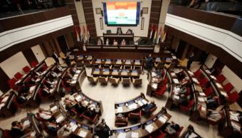 El Parlamento kurdo aprueba celebración de referendo