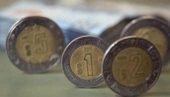 El peso mexicano revierte las pérdidas