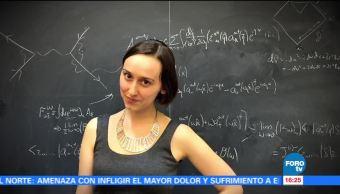 Siguiente Paso Sabrina Gonzalez Mujer Física Harvard Próxima Einstein