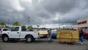 En Puerto Rico se registran nublados por Irma