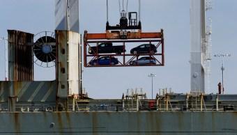 Exportaciones mexicanas aumentaron 10.3 por ciento en agosto