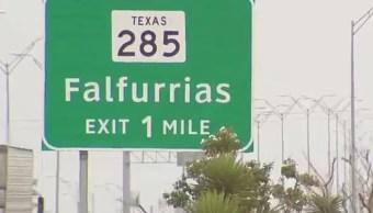 descubren 48 indocumentados dos traileres falfurrias texas