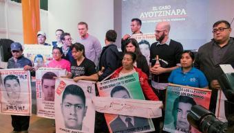 CEAV dará apoyo integral a víctimas de Ayotzinapa
