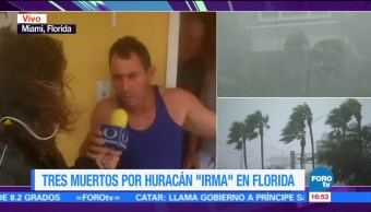 Fuertes Vientos Caída Ramas Dañan Viviendas Miami