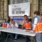 Centros de Acopio, Cuahutémoc, Iztapalapa, Refugios, Albergues, Sismo
