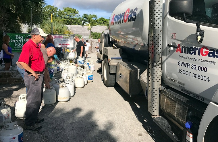 El huracán Irma lleva su furia al noroeste de Florida — En vivo