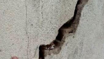 ¿Cómo identificar si mi casa está en riesgo tras un fuerte sismo?