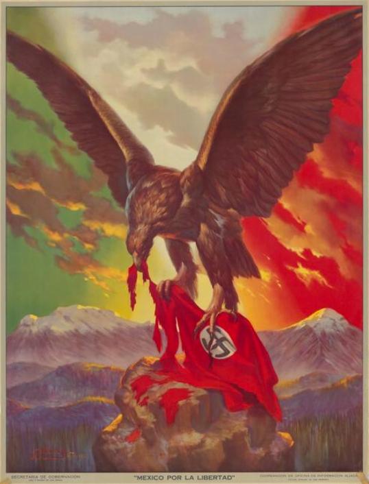 guerra-mundial-propaganda-mexico-carteles