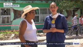Habitante Jojutla Narra Cómo Sismo 19 De Septiembre