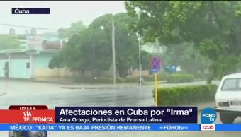 Hasta Momento Reportan Víctimas Mortales Irma Cuba