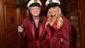 Hugh Hefner, galería imágenes, Playboy, pornografía