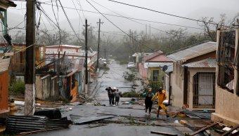Puerto Rico decreta toque queda paso huracán María
