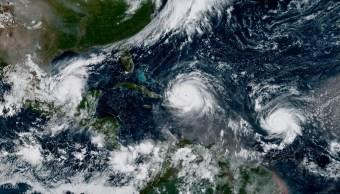 Huracan Jose se intensifica categoria 3 Atlantico