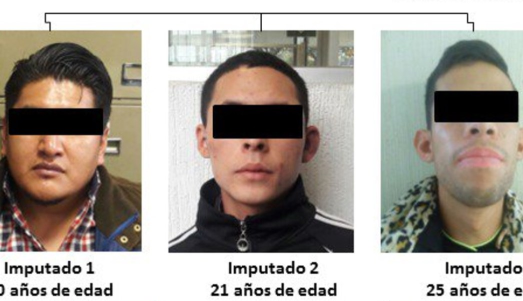 vinculan proceso tres presuntos asaltantes automovilistas cdmx