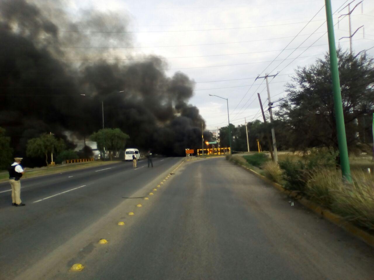 Explota toma clandestina de hidrocarburo en Guanajuato