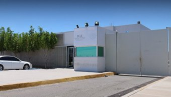 Instalaciones de la PGR en Sinaloa.