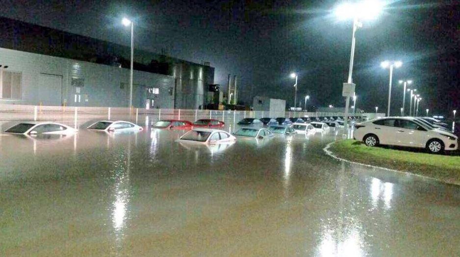 Lluvias dejan afectaciones en Monterrey y municipios de Nuevo León