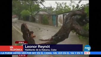 Irma Daños Materiales Cuba No Se Reportan Víctimas Mortales