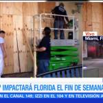 Irma impactará Florida el fin de semana