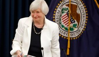Yellen anuncia cambios en política monetaria para octubre