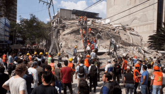 La comunidad internacional se solidariza con México