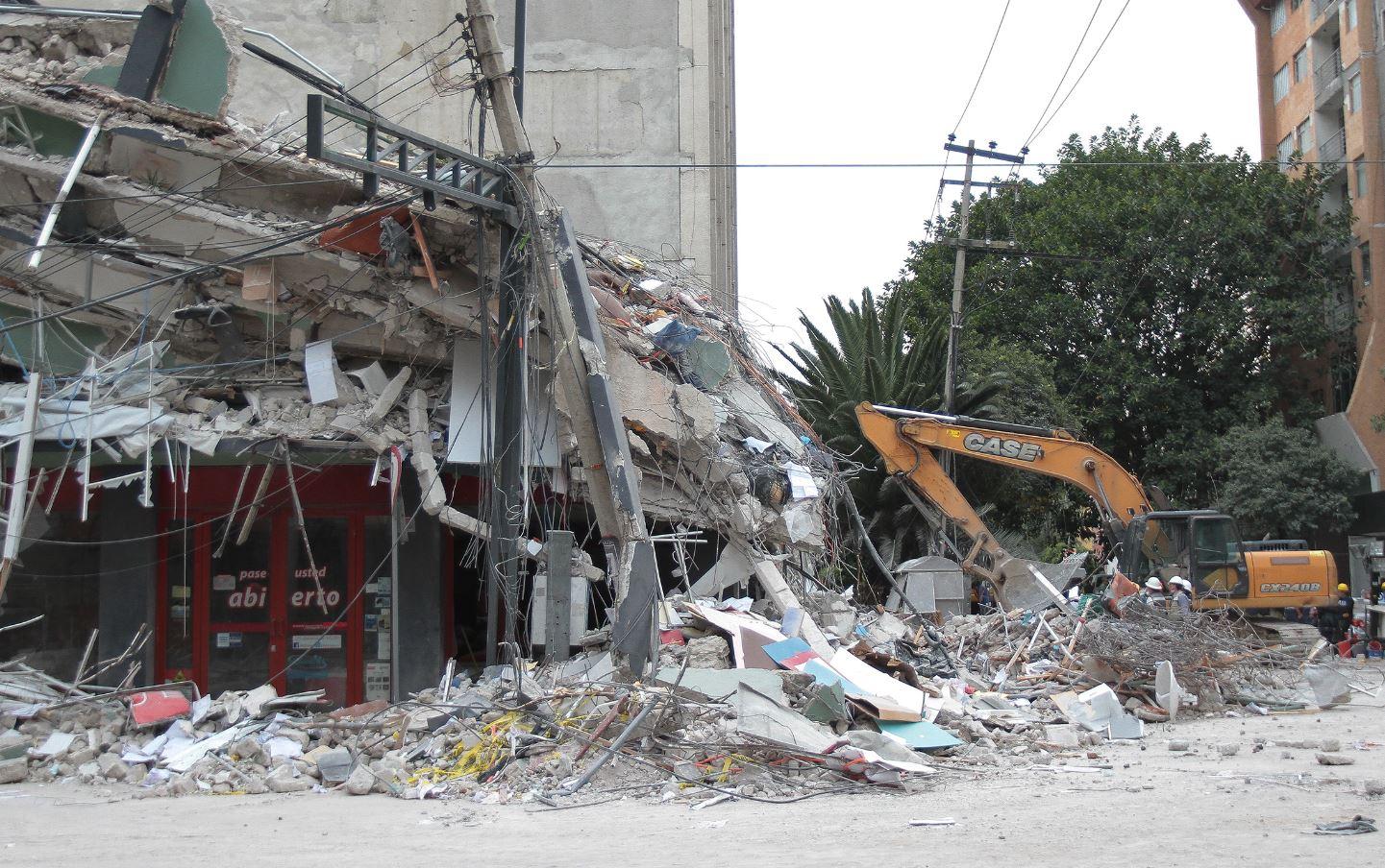 Terremoto en México: le envió emotivo mensaje a su hermano, pero….