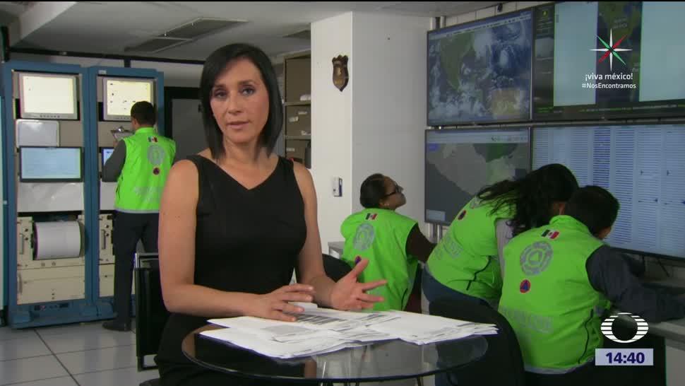 Las noticias, con Karla Iberia Programa del 11 de septiembre 2017