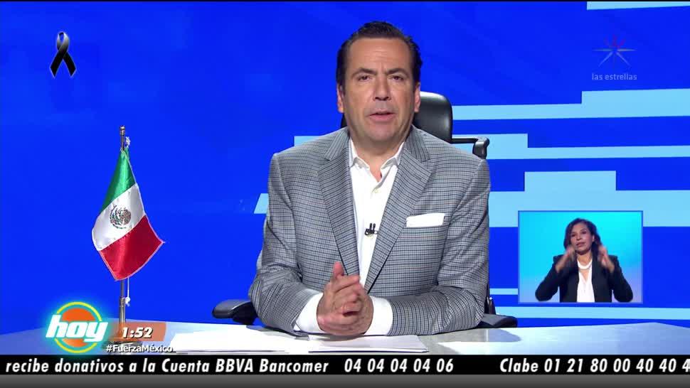 Las noticias en Hoy con Eduardo Salazar (Bloque 4)