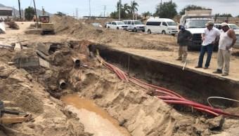 autoridades intensifican labores rehabilitacion bcs paso lidia