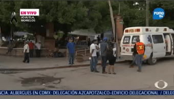 Llega Ayuda Humanitaria Jojutla Morelos