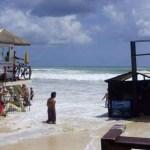 huracan irma mar de fondo quintanaroo