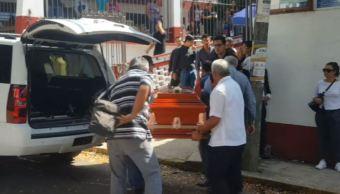 xalapa funeral mara fernanda castilla asesinada