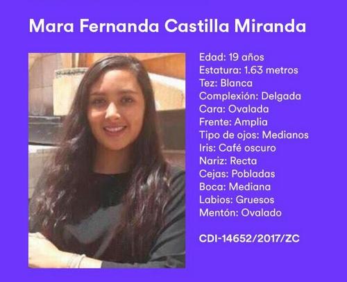 Buscan a joven desaparecida tras abordar un Cabify en Puebla