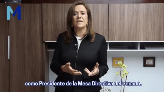 Margarita Zavala exige renuncia Ricardo Anaya