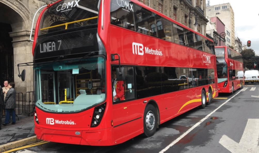 Línea 7 del Metrobús podría iniciar operaciones a finales de noviembre